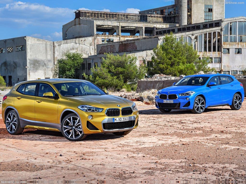 BMW X2: BMW's secondbaby