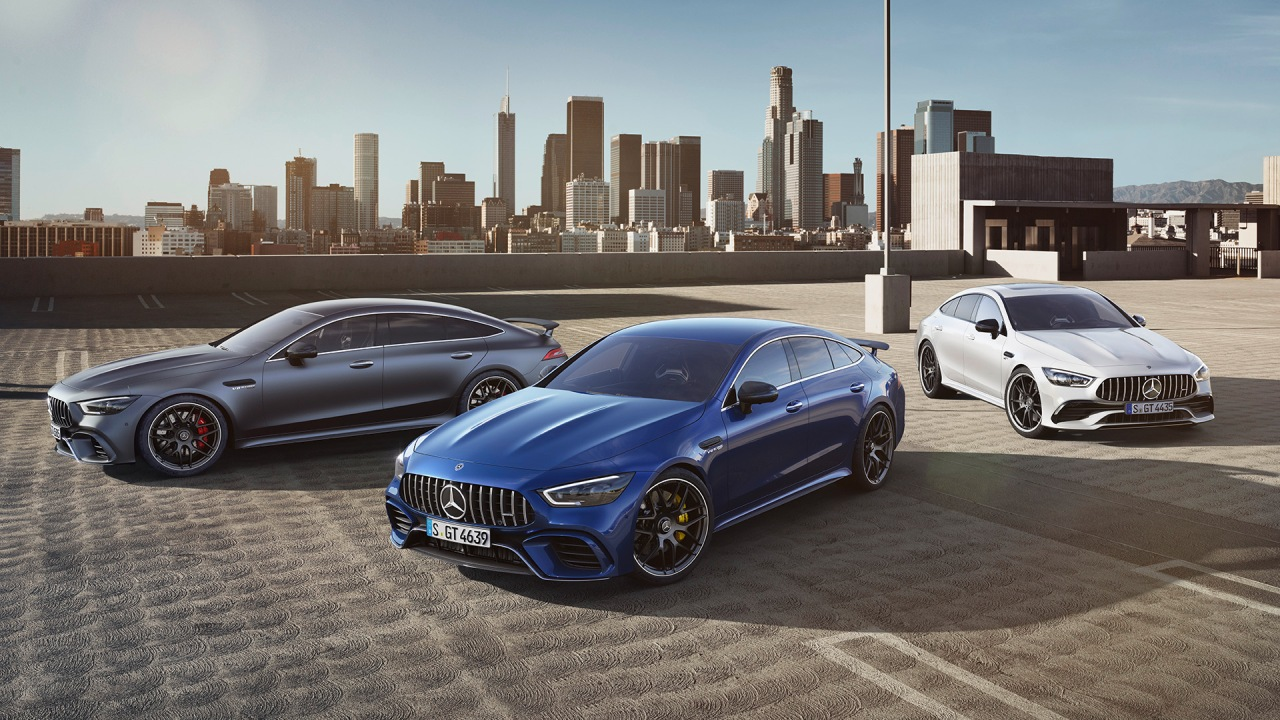 Mercedes-AMG GT 4 Door Coupé: Best AMG evermade?