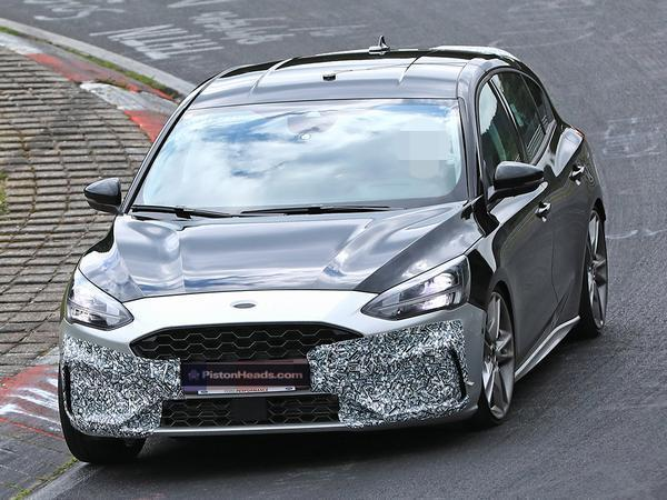 2019 Ford Focus ST: Leaked picturessurface.