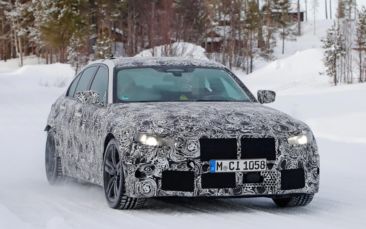 2020 BMW M3 G80: Here's what we know sofar