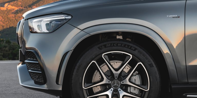Mercedes Benz GLE 53 AMG & 2020GLC