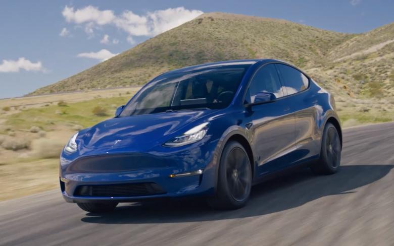 Tesla Model Y: Addition To The S3XYRange