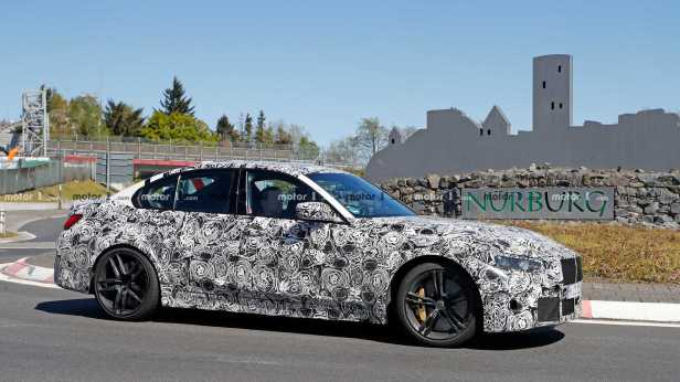 2020-bmw-m3-spy-photo