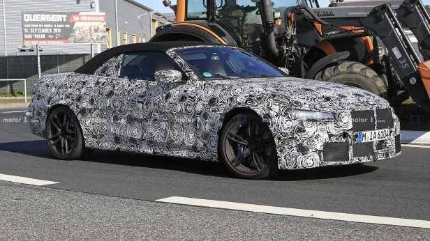 2021-bmw-m4-cabriolet-spy-photo
