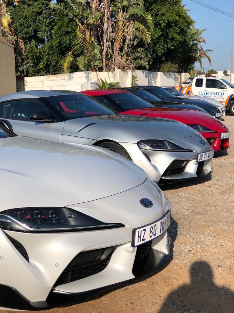 Toyota Supra A90 launches inSA