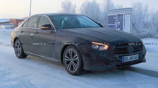 mercedes-benz-e-class-refresh-spy-shots