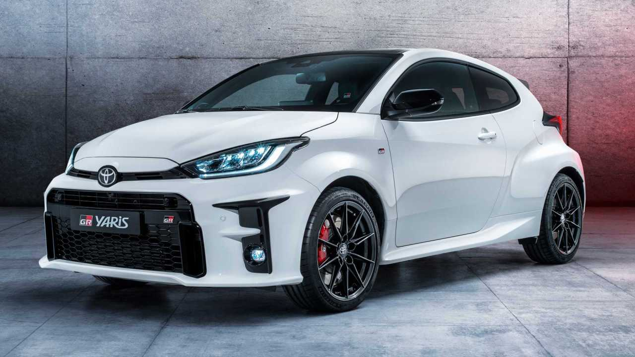 Toyota GR Yaris: A Rally Car For TheRoad