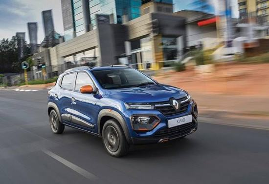 Renault Kwid Climber (front)