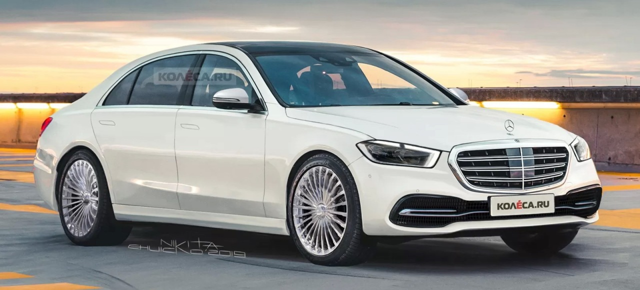 Upcoming 2020 Mercedes Benz S-Class(W223)