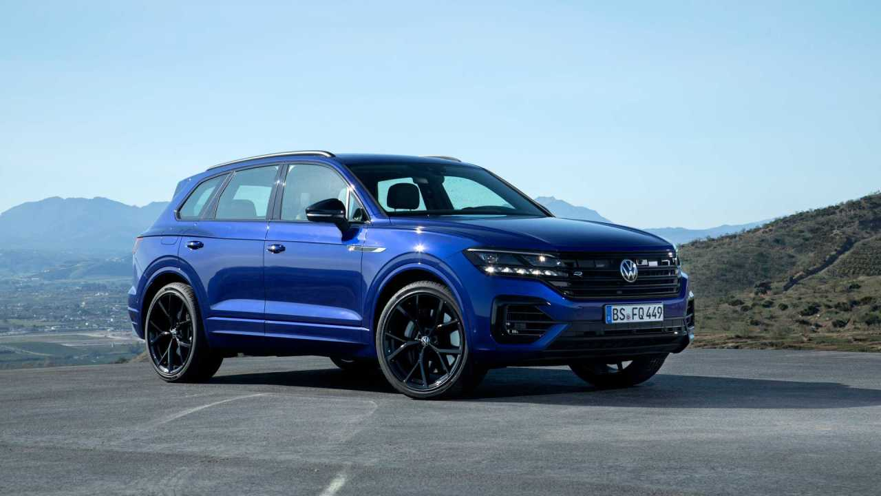 Volkswagen Touareg R: The Most Powerful Volkswagen R evermade