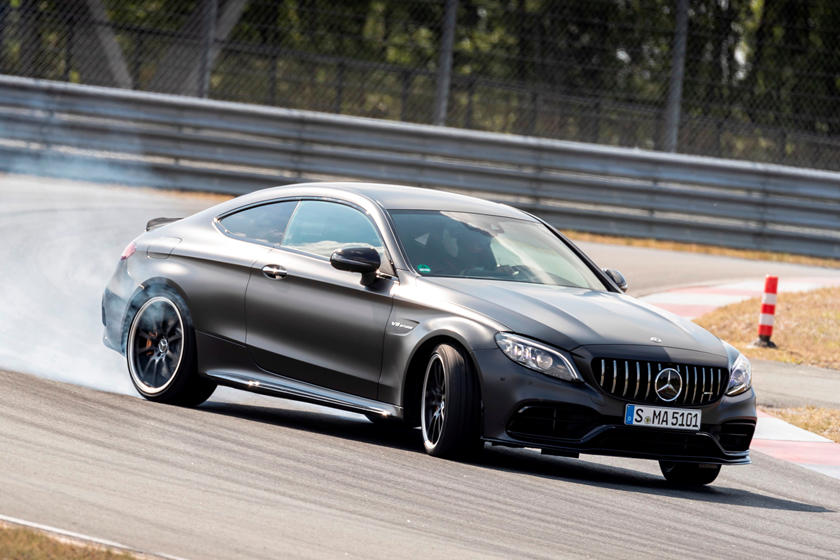 Next C63 AMG To Be Powered By A 2.0 LitreEngine