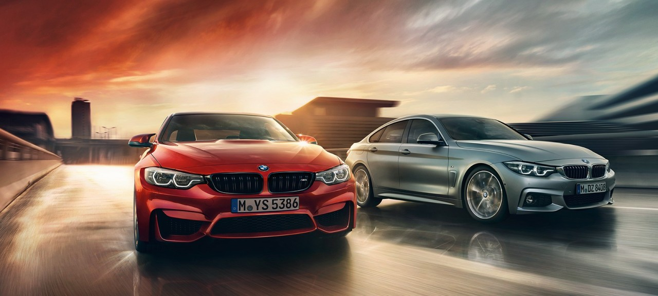 Here's What We Know About The Upcoming BMW 4 Series & M4Range