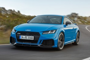 Audi TT RS Facelift