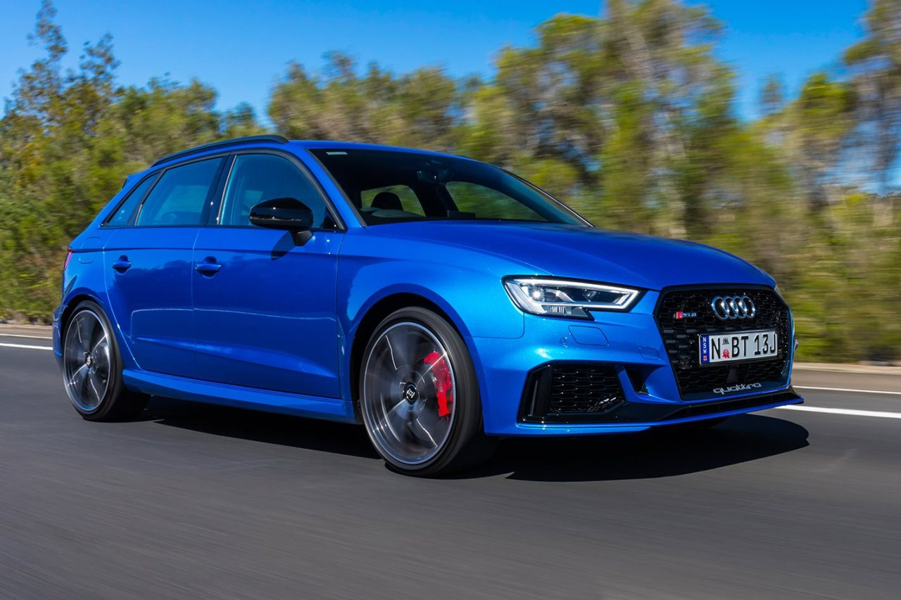 2021 Audi RS3 Renderings Tease An AggressiveLook