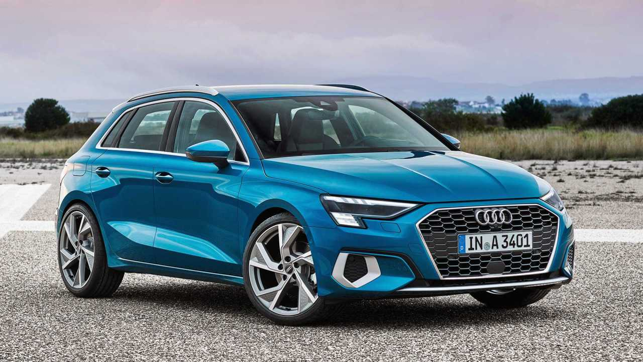 Audi Reveals The New A3Sportback