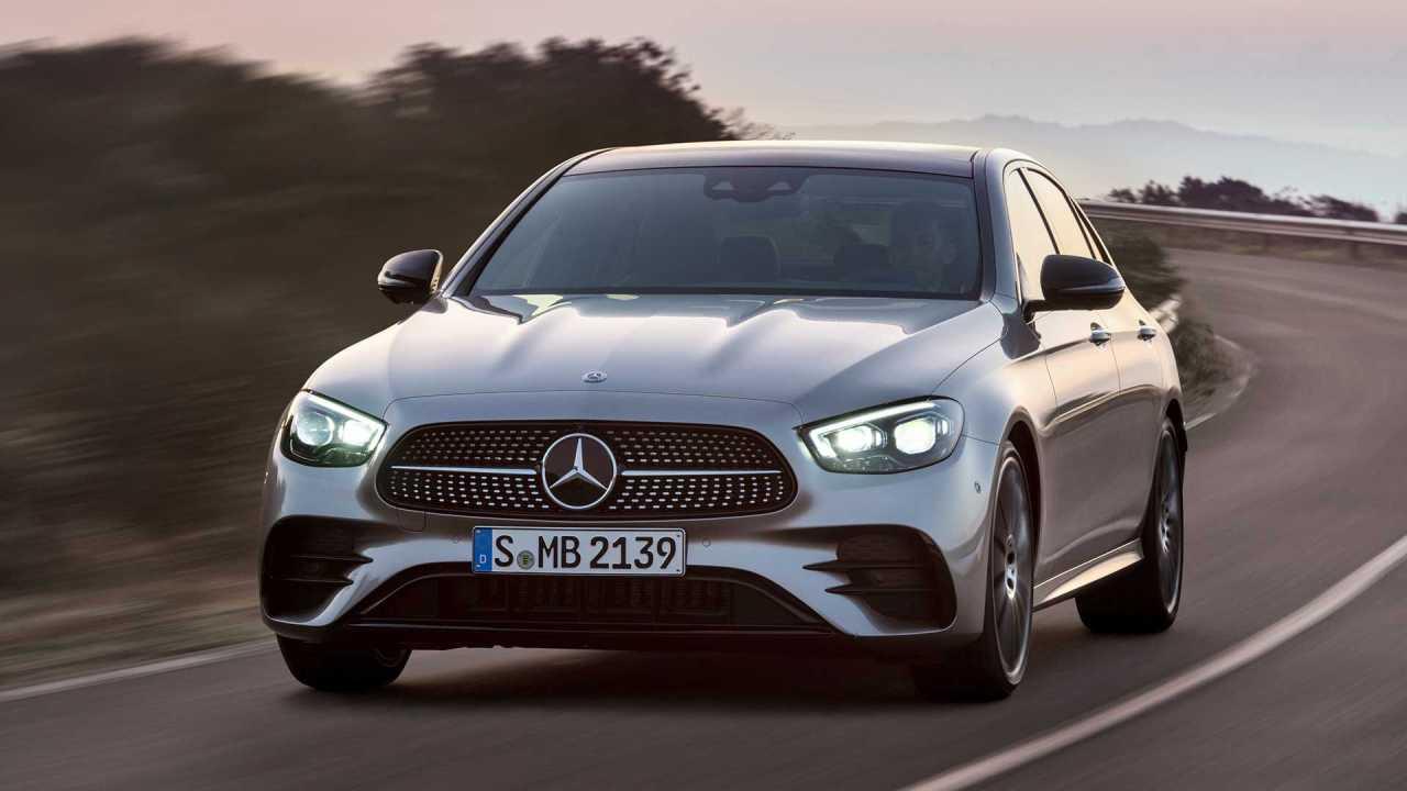 Mercedes Benz Reveals The Facelifted E-Class Sedan & E53AMG