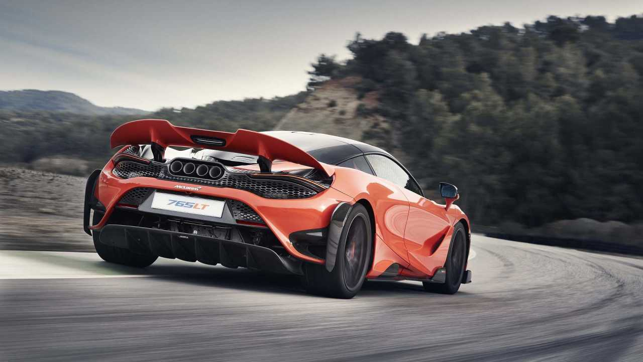 The McLaren Longtail Nameplate Lives On With The 765LT
