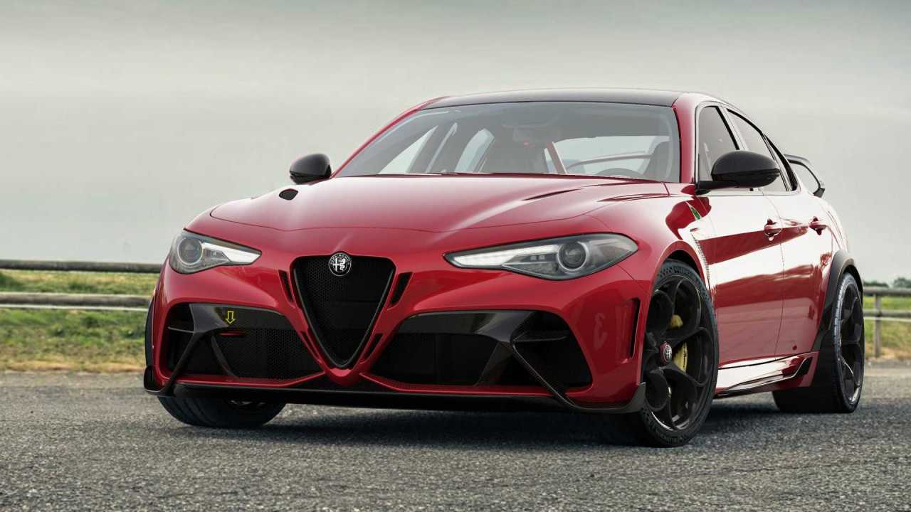 Alfa Romeo Reveals The Giulia GTA &GTAm