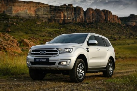 Ford Everest SUV