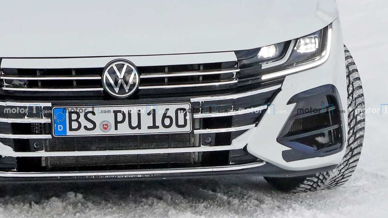 Volkswagen Arteon R & Tiguan R: Upcoming RModels