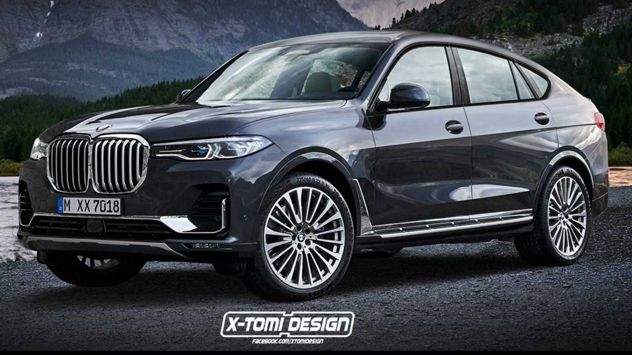 BMW Might Be Planning A Possible X8 And X8M