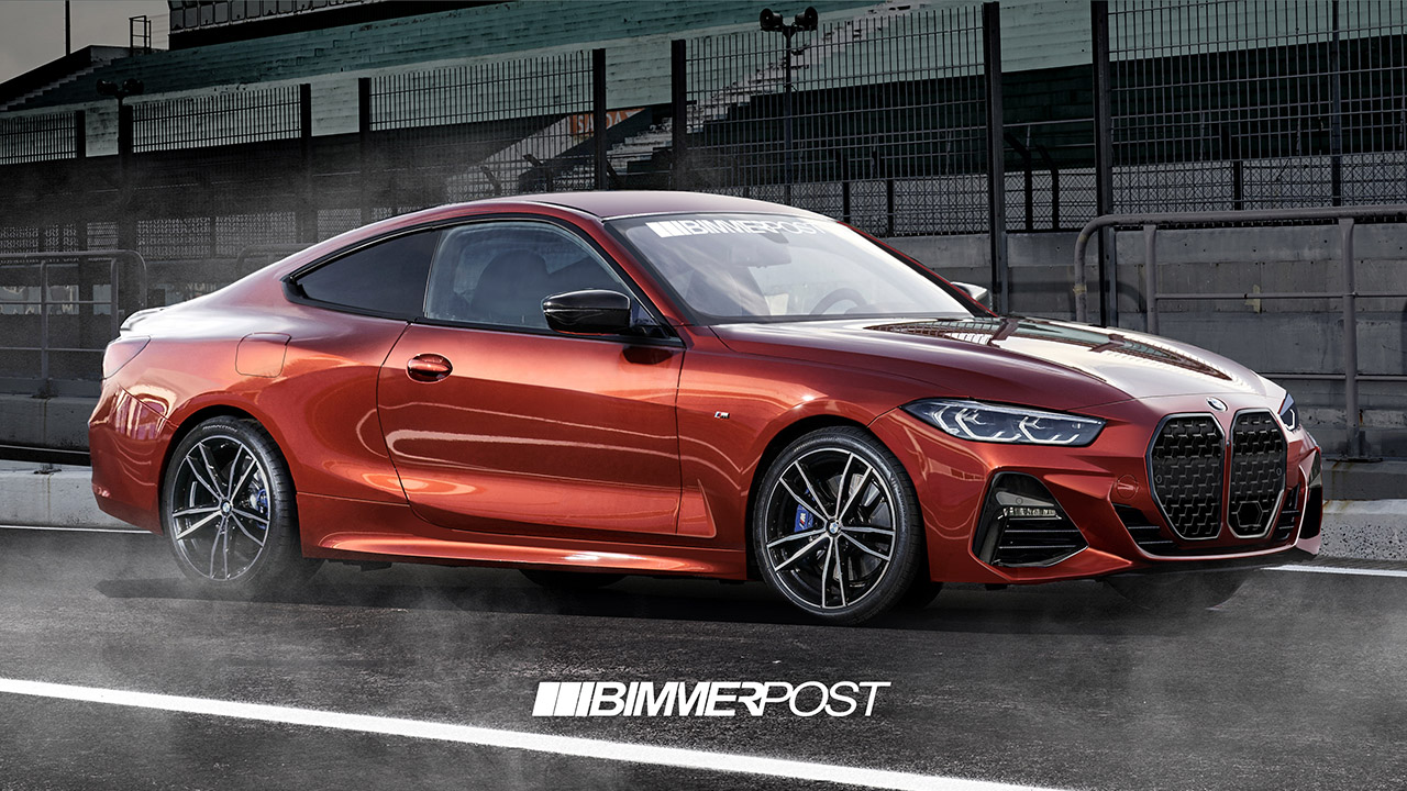 Here's What We Think About The Latest 4 Series Render ByBimmerpost