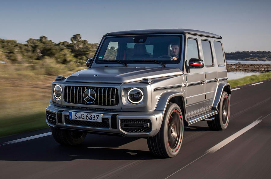 The Origins Of The Mercedes BenzG-Class