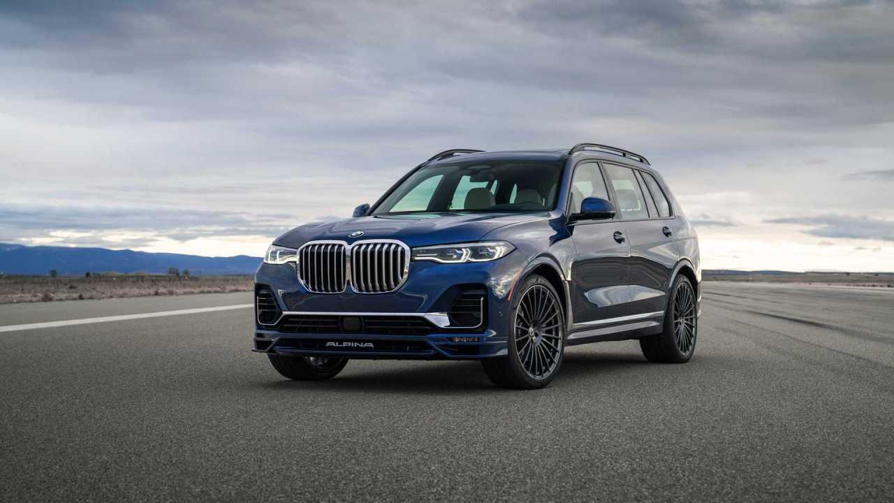 Meet The BMW AlpinaXB7