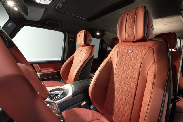 A5 - Nr 2703 HOFELE HG-Sport, front seats