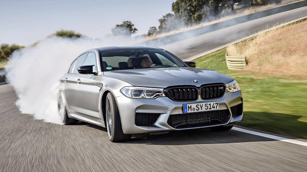 The BMW M5 CS Is Coming With More Than 625HP