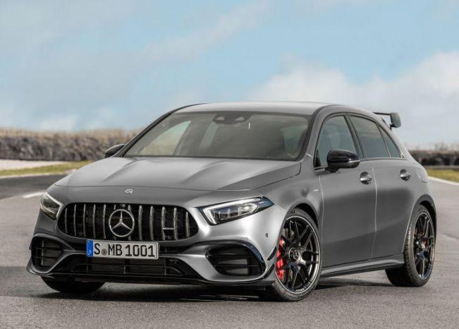 Mercedes-AMG-A45S