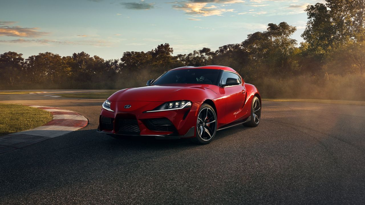 Toyota Supra's Power Output Boosted To 285 kW For2021
