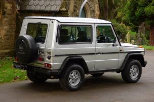 1979-1990 SWB W460 Mercedes Benz G-Wagen
