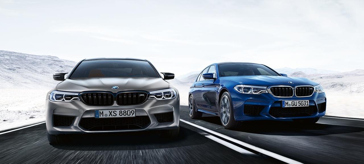 2024 Electric BMW M5Rumours