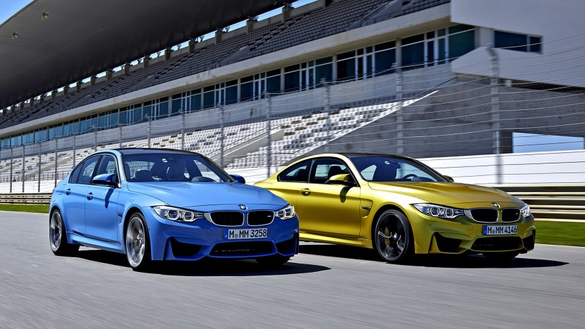 The Upcoming M3 G80 & M4 G82 To Launch With RWD First Then M xDriveLater