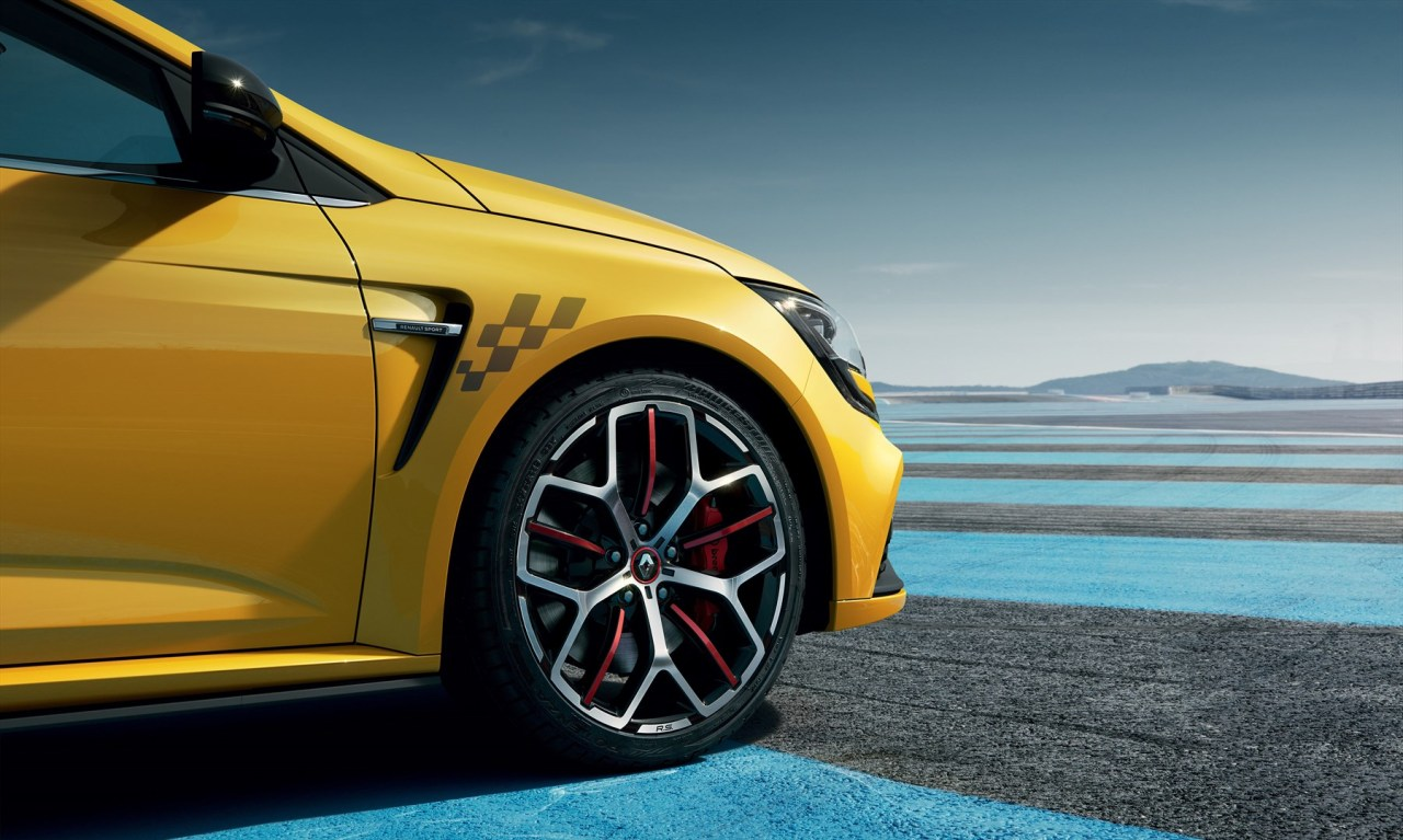 Only 7 Renault Megane RS Trophy 300 Units Will Come To SA