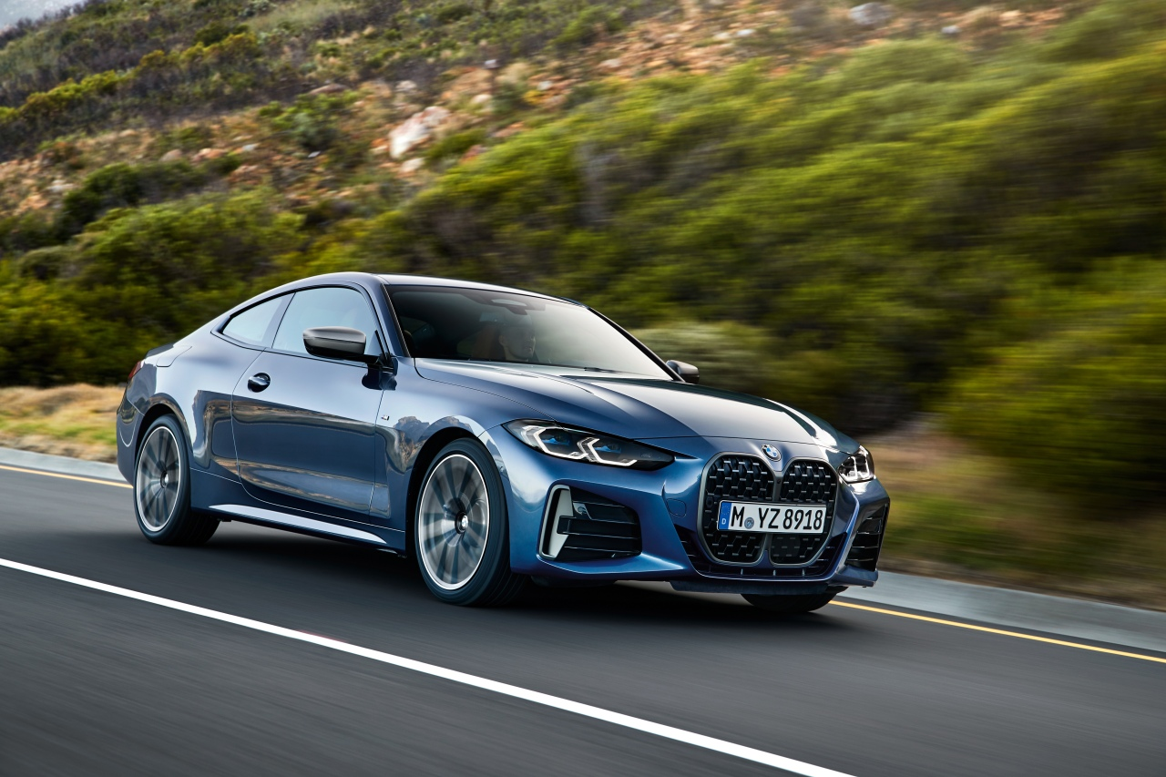 It's Alive! Meet The All-New BMW 4 SeriesCoupe