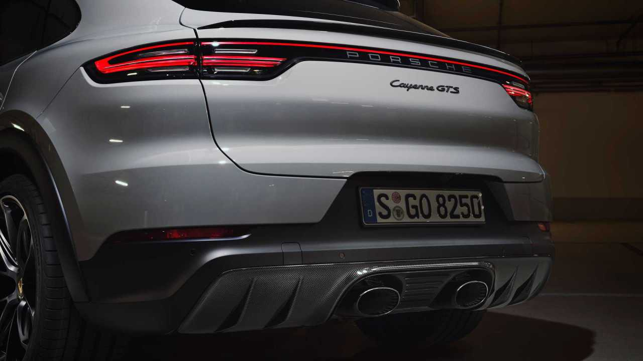 The New Porsche Cayenne GTS and Cayenne Coupe GTSUnveiled