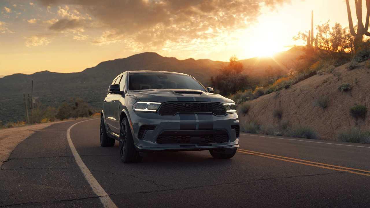 2021 Dodge Durango SRT-8 Hellcat: Most Powerful SUV EverMade