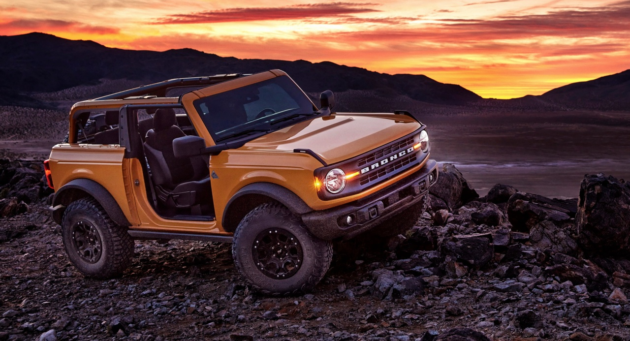 The Ford Bronco Is Back And Here Is What You Need To Know AboutIt