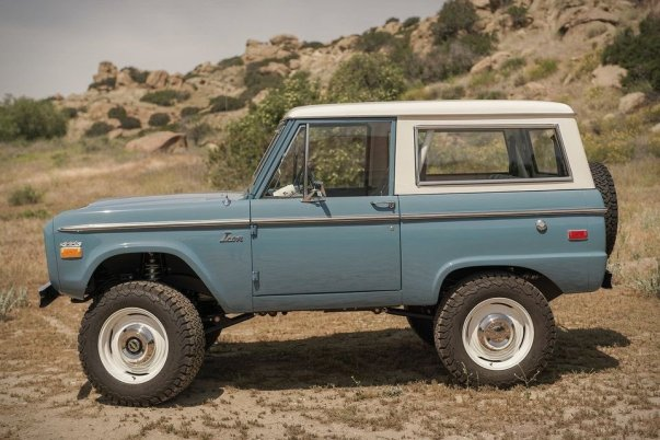 First-Gen Ford Bronco
