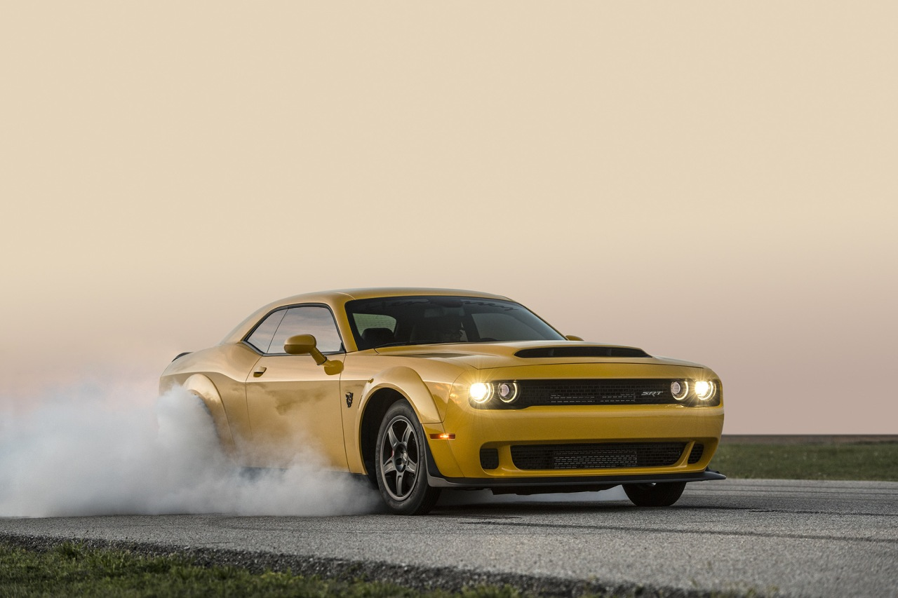 Hennessey Dodge Demon HPE1000: The Monster With 1000Ponies