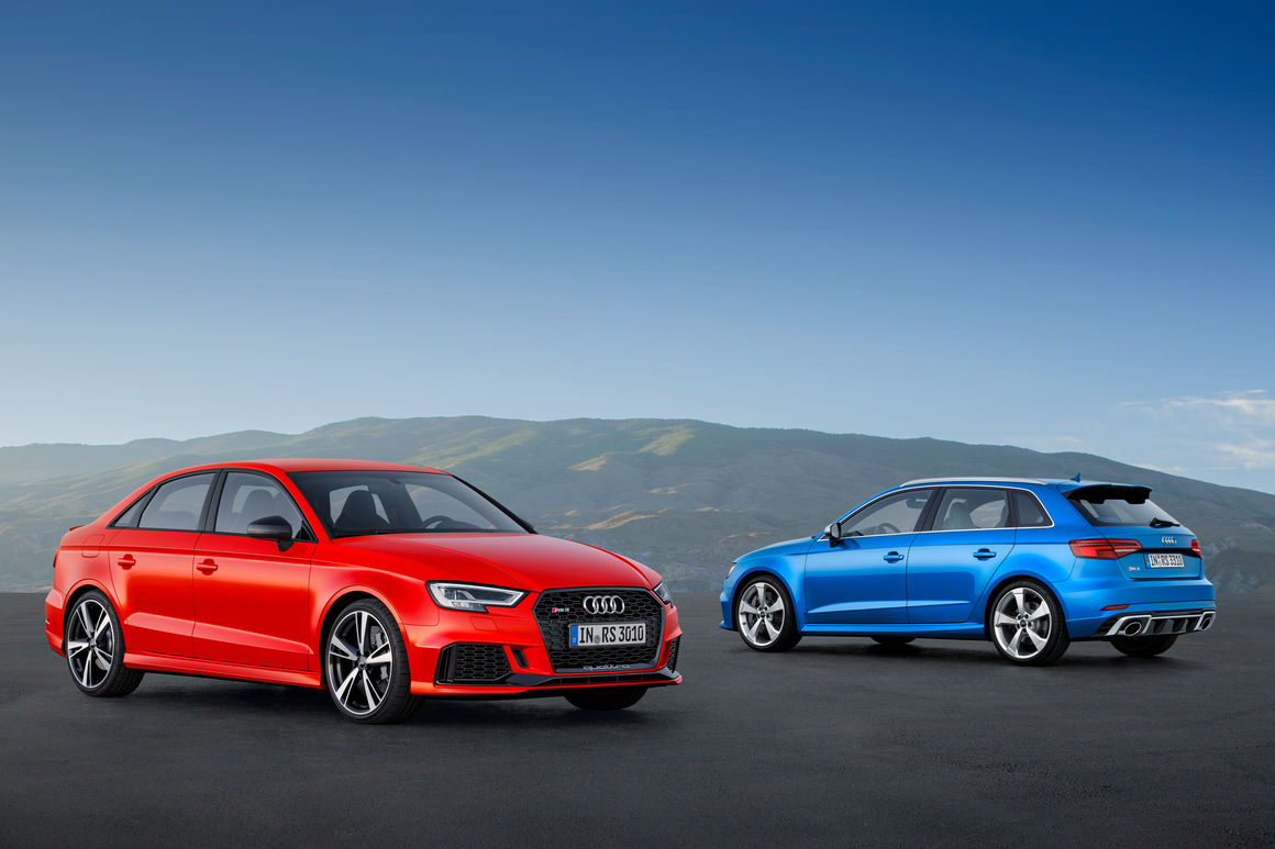 The Audi RS3 Is Back On Sale And It Costs Over A Million Rand