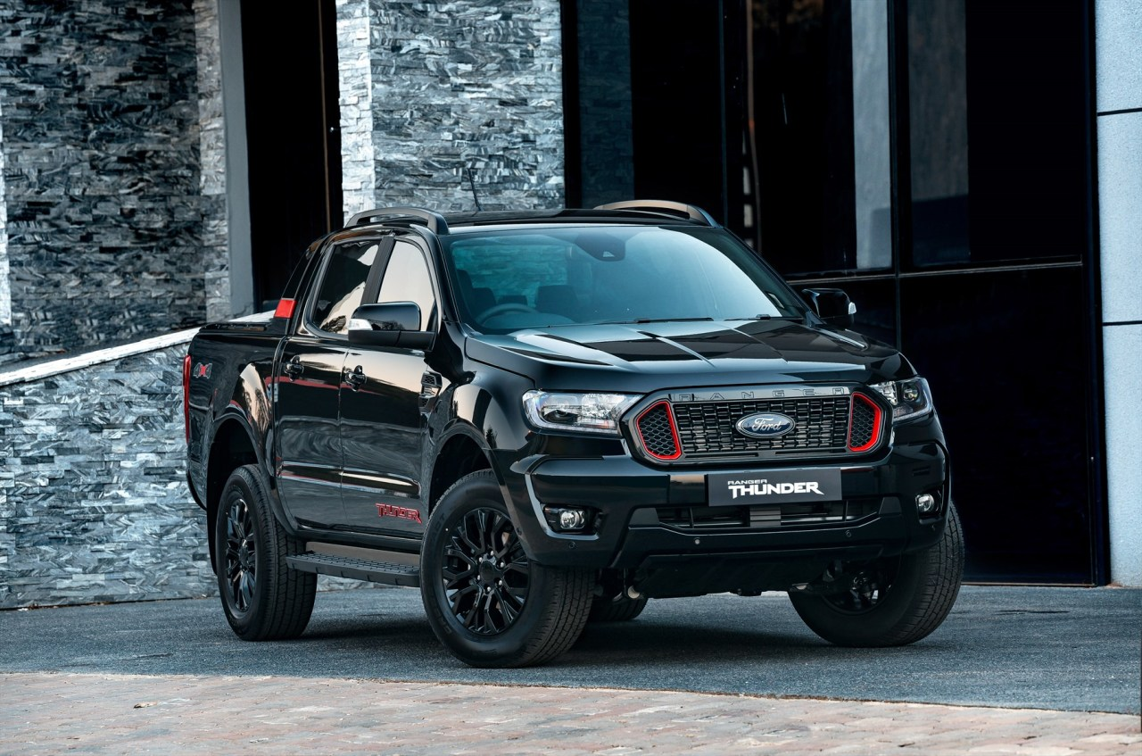 Ford Unleashes The 'Thunder' On TheRanger
