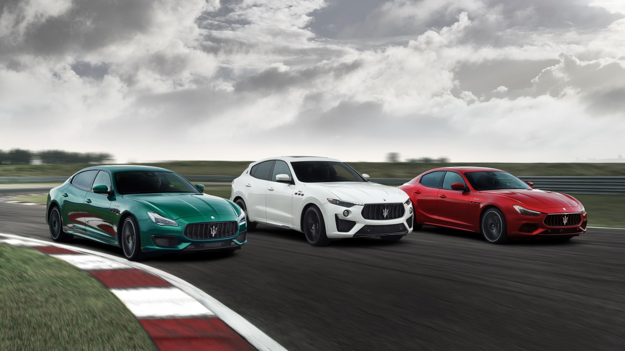 """The """"Trofeo"""" Extends To The Ghibli &Quattroporte"""
