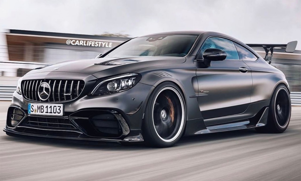 Mercedes-AMG-C63-Black-Series