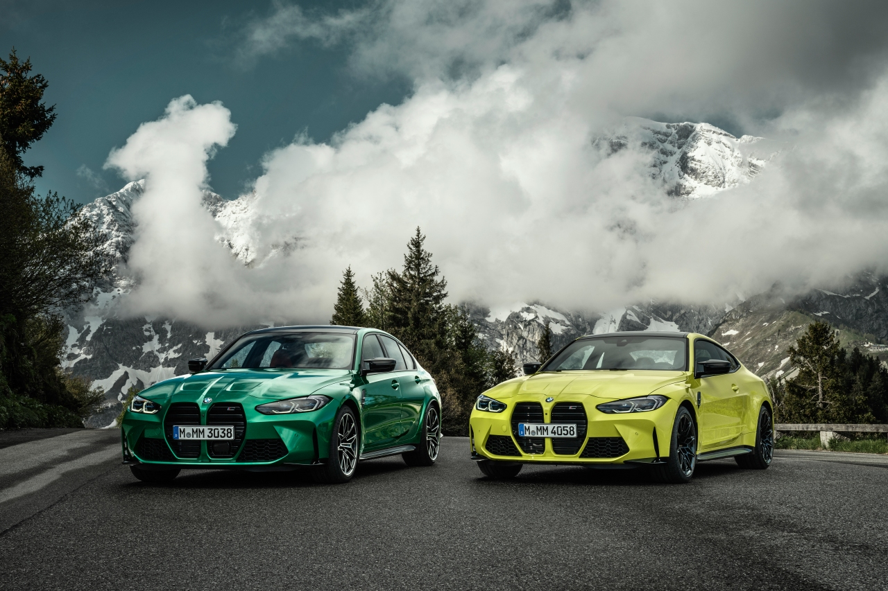The All-New BMW M3 Sedan & M4 Coupe OfficiallyRevealed