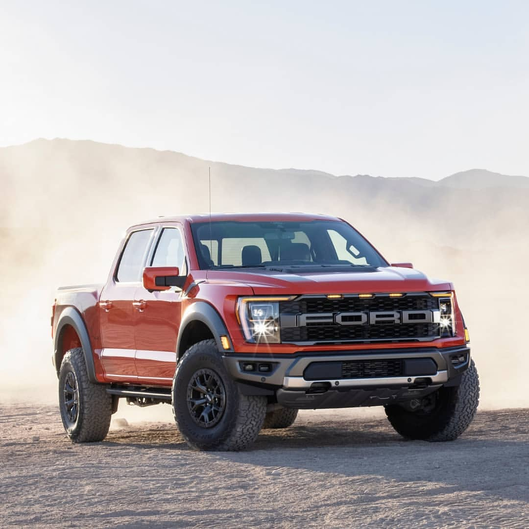 The Ford F-150 Raptor In New AForm