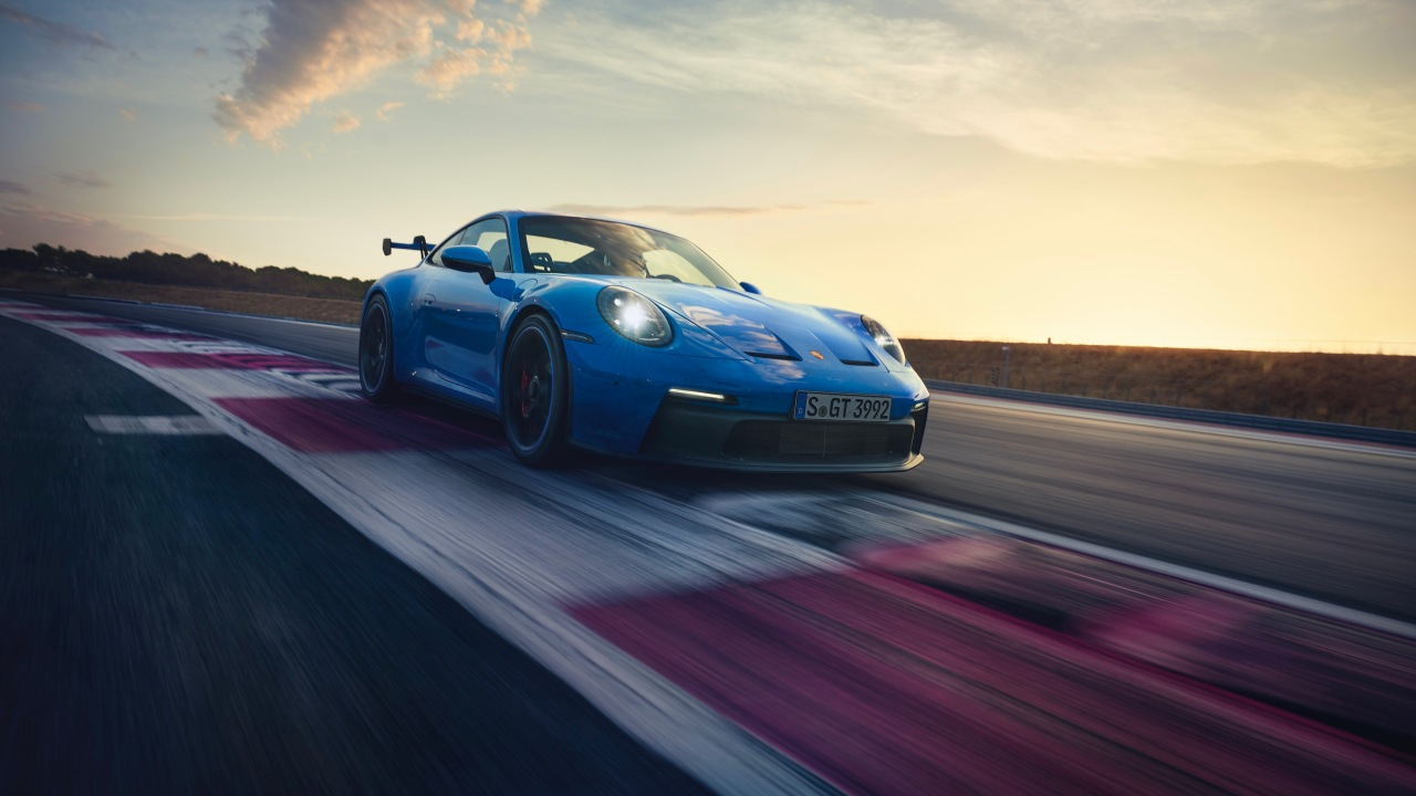 Porsche Unleashes The New 911GT3
