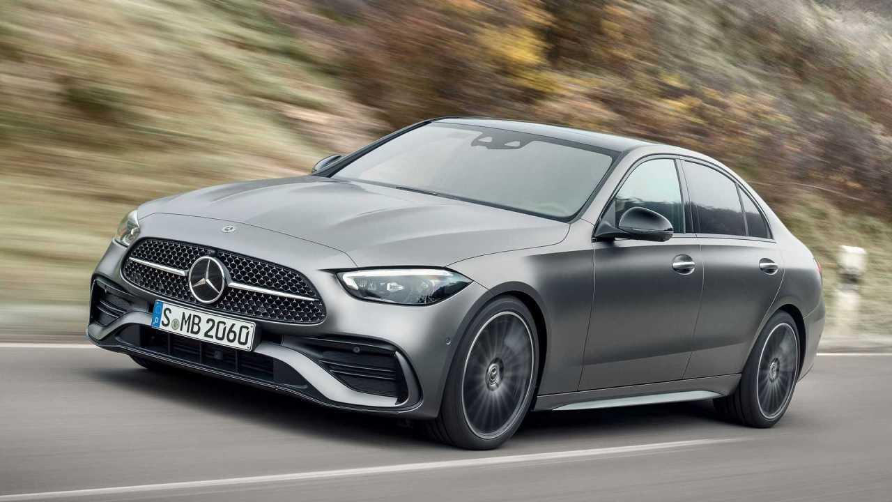 Meet The All-New Mercedes BenzC-Class